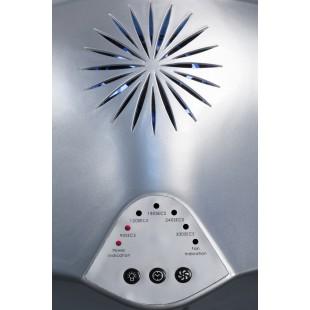 Dona Jerdona DJ-Д880-54 Ультрафиолетовая Лампа 54 вт. с вентилятором серебряная