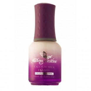 Dona Jerdona Calcium Milk Enamel база для слоящихся ногтей с кальцием (18мл)