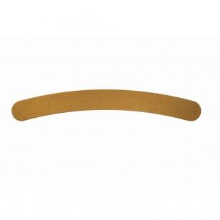 Dona Jerdona пилка для искусственных ногтей 100/180 бумеранг коричневая