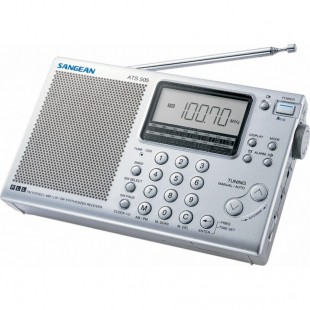 Цифровой радиоприемник Sangean ATS-505pak