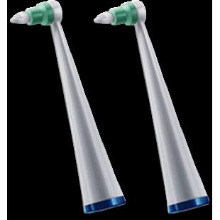 Waterpik 2SIP-2W монопучковая насадки к звуковой щетке