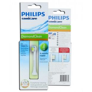 Насадки Philips HX6072 DiamondClean mini (2 штуки)