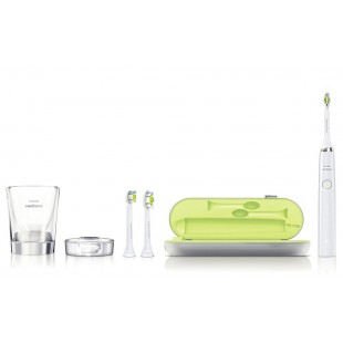 Электрическая звуковая зубная щетка Philips SONICARE DiamondClean HX9382