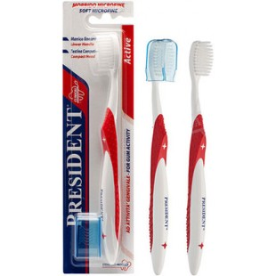 President Active зубная щётка