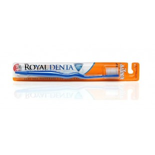 Зубная щетка Royal Denta Silver Mini
