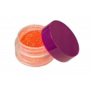 Dona Jerdona Глиттер оранжевый с серебряным перламутром 100944