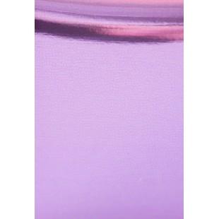 Dona Jerdona фольга 1,5 м глянцевая светло розовая