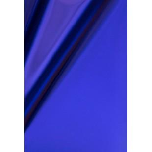 Dona Jerdona фольга 1,5 м глянцевая темно фиолетовый