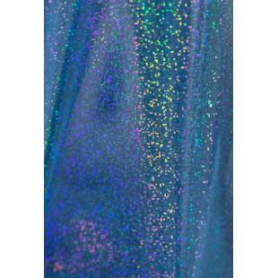 Dona Jerdona фольга 1.5 м голография голубая манка