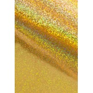 Dona Jerdona фольга 1.5 м голография золотая манка 100251