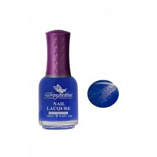 Dona Jerdona Лак для ногтей сахарный № 129 Синий