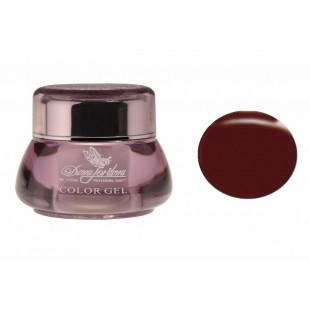Dona Jerdona Гель краска №18 Темно-коричневая 100500 (5г)