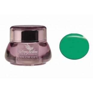 Dona Jerdona Гель краска №24 Светло-зеленая 100506 (5г)