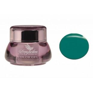 Dona Jerdona Гель краска №26 Темно-зеленая 100508 (5г)