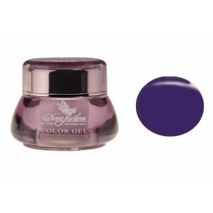 Dona Jerdona Гель краска №28 Темно-фиолетовая 100510 (5г)