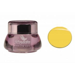 Dona Jerdona Гель краска №4 Лимонная 100486 (5г)