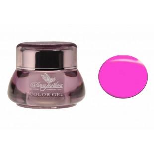 Dona Jerdona Гель краска №8 Розовая 100490 (5г)