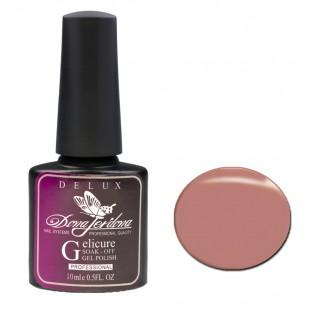 Dona Jerdona Гель-лак Delux Gelicure №129 pale deep pink 100794