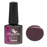 Dona Jerdona Гель-лак Delux Gelicure №132 dark deep red 100797
