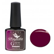 Dona Jerdona Гель-лак Delux Gelicure №136 purple red 100801