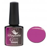 Dona Jerdona Гель-лак Delux Gelicure №150 hot pop pink 100815