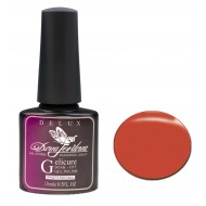 Dona Jerdona Гель-лак Delux Gelicure №153 bright orange 100818