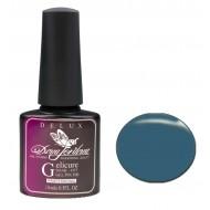 Dona Jerdona Гель-лак Delux Gelicure №164 smokey blue 100829