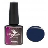 Dona Jerdona Гель-лак Delux Gelicure №166 deep blue 100831