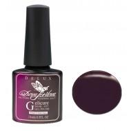 Dona Jerdona Гель-лак Delux Gelicure №168 purple mocca 100833