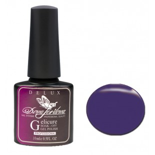Dona Jerdona Гель-лак Delux Gelicure №173 purple pastel 100838