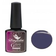 Dona Jerdona Гель-лак Delux Gelicure №181 dark graphite 100846