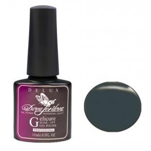 Dona Jerdona Гель-лак Delux Gelicure №183 graphite 100848