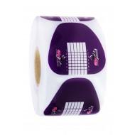 Dona Jerdona Одноразовая форма для наращивания ногтей большая (500шт)