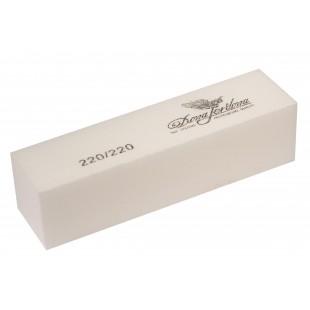 Dona Jerdona Баф шлифовочный белый 220/220 100372