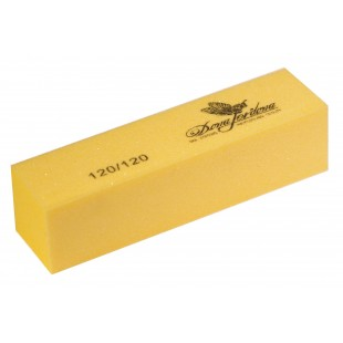 Dona Jerdona Баф шлифовочный желтый 120/120 100429