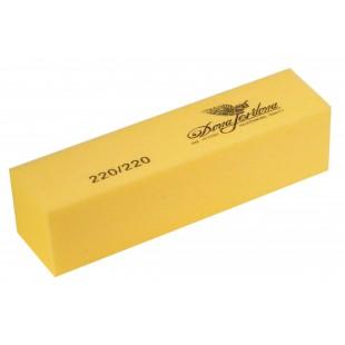 Dona Jerdona Баф шлифовочный желтый 220/220 100373