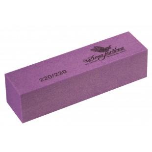Dona Jerdona Баф шлифовочный фиолетовый 220/220 100376