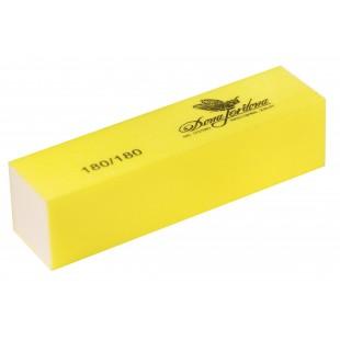 Dona Jerdona Баф шлифовочный ярко желтый 180/180 100442