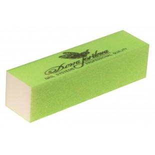 Dona Jerdona Баф шлифовочный ярко зеленый 100685