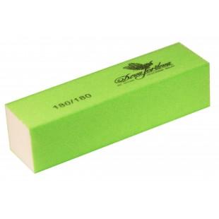 Dona Jerdona Баф шлифовочный ярко зеленый 180/180 100446