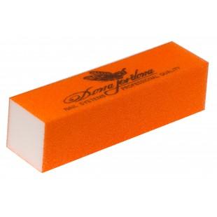 Dona Jerdona Баф шлифовочный ярко оранжевый 100684