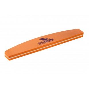 Dona Jerdona Шлифовка для ногтей полукруглая оранжевая 100919