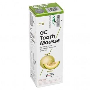 GC Tooth Mousse Melon Тус Сусс со вкусом дыни реминерализирующий гель Япония (35 мл)