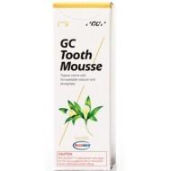 GC Tooth Mousse Vanilla Тус Сусс со вкусом ванили реминерализирующий гель Япония (35 мл)